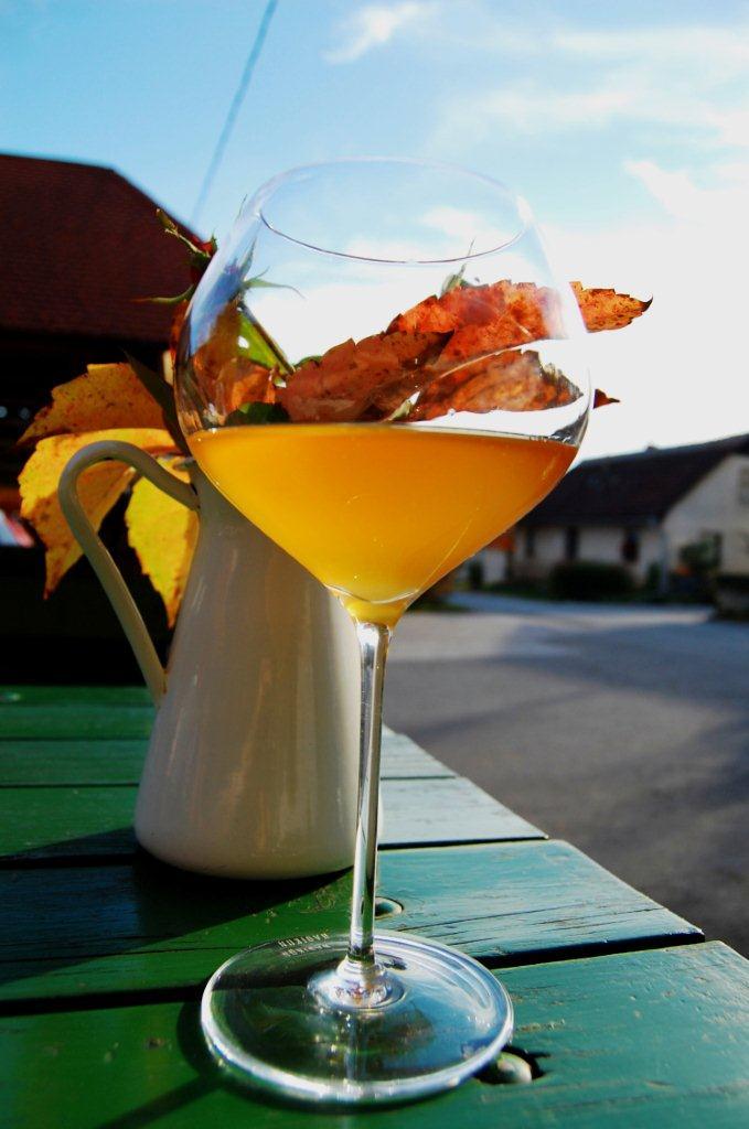 Orange Wine copyright G.Knittel